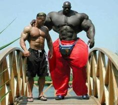 Yes, it is possible to be too muscular