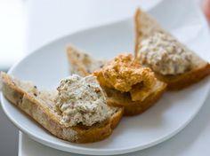 Raw Almond Spread. Three Ways: Spicy Sweet Snappy.