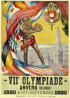 Antwerp, Belgium - 1920 Summer Olympics