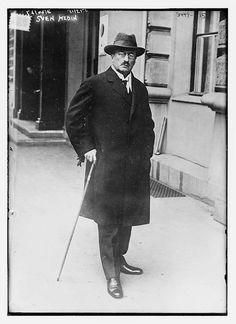Sven Hedin (LOC) by The Library of Congress, via Flickr