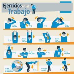 Demuéstrale al estrés que tú eres más fuerte    #ejercicio #officeworkout #stretch #stretching #workout #ejercicioencasa #ejerciciosentrabajo