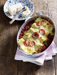Trout and Asparagus Cannelloni Recipe on Yummly
