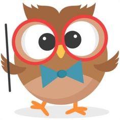 thanksgiving owl svg cutting file