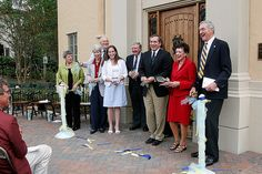 Barker House Dedication by Rollins College, via Flickr