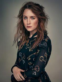 Saoirse Ronan - Wonderland Magazine