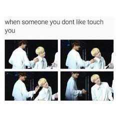 No me toques sangre sucia!!!! >:v