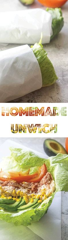 Low Carb Homemade Unwich - Low Carb Keto Sandwich without Bread (keto lunch meal prep) Low Carb Dinner Recipes, Lunch Recipes, Paleo Dinner, Ketogenic Recipes, Paleo Recipes, Keto Foods, Ketogenic Diet, Soup Recipes, Healthy Cooking