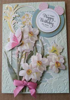 Anna Griffin Garden Window Card Kit