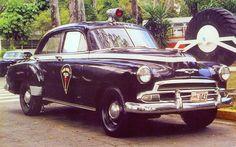 Chevrolet Fleet DeLuxe 1951