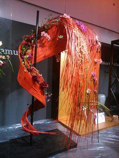 Artist Aritaka Nakamura, Japan :: Fleurop-Interflora World Cup – Berlin 2015