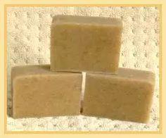 Olive Oil Soap with Calendula and Chamomile