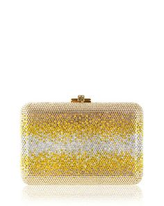 Judith Leiber Couture Slim Slide Crystal Evening Clutch Bag 0cca6acdd5c3a