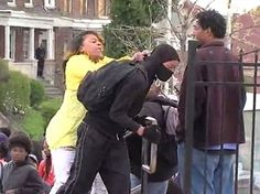 awesome Baltimore mother who slapped, took son from riots praised as Mom of the 12 Months