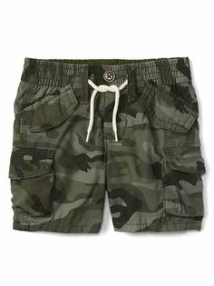 Shop Gap for a collection of cute baby boy clothes, from baby bodysuits to tops and more. Browse a variety of high-quality baby boy clothes in so many designs and fabrics. Baby Pants, Kids Pants, Kids Shorts, Baby Boy Clothes Sale, Cute Baby Boy Outfits, Baby Girl Camo, Camo Baby Stuff, Baby Baby, Little Boy Fashion