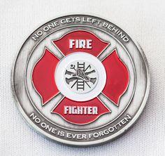 Firefighter Prayer Coin -  http://www.isupportfirefighters.com/
