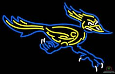 Cal State Bakersfield Roadrunners Neon Sign NCAA Teams Neon Light