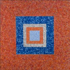 Color Field painting Howard Mehring