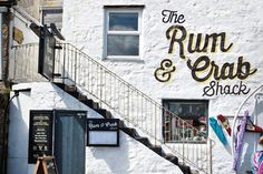 Rum & Crab Shack, St Ives | Seafood restaurants in St Ives (Condé Nast Traveller)