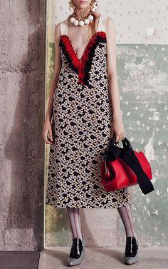 Marni Capsule Pre Fall 2016 Look 25 on Moda Operandi