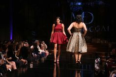 Mac Duggal's debut show at NYFW! Take a look at our new Fall Winter 17 Collections for Couture, Prom, After 5 & Ieena for Mac Duggal. For more styles visit www.macduggal.com or www.ieenaduggal.com.