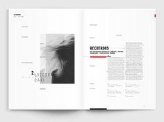 Proyecto editorial · Presencias invisibles