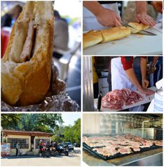 The BEST Pork Sandwich Ever, Found at a Road-Side Food-Truck in Le Marche Italy