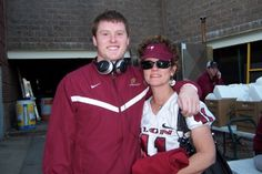 Here's an outstanding story from The Times-News about why an interception and touchdown meant so much for one Elon Football player (and his superfan mom, who's picking off cancer). #Elon Read more: http://www.thetimesnews.com/sports/elon-sports/more-than-an-interception-most-vital-for-elon-safety-is-mom-picking-off-cancer-1.215988