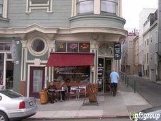Caffe BaoNecci, North Beach sf