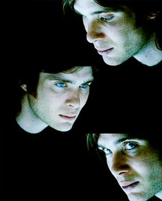 This emphasize more on Cillian's strong irish facial feature.
