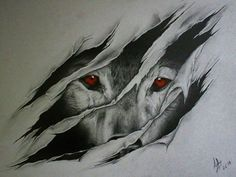 #wolf #drawing