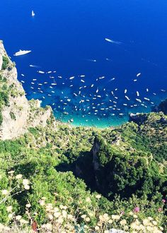 Transport: 1) Take the train You don't have to fly into Naples to visit the Amalfi Coast. You can easily travel to the coast via the high speed train from any major city (Milan, Venice, Florence, and/