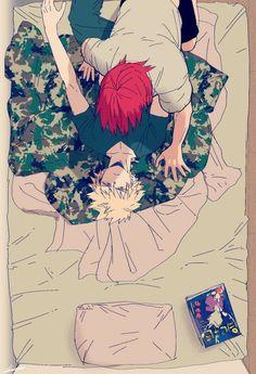 My Hero Academia - Kirishima x Bakugou My Hero Academia Shouto, My Hero Academia Episodes, Hero Academia Characters, Kirishima Eijirou, Comic Anime, Manga Anime, Cute Gay, Deidara Wallpaper, Deku Anime