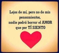 Nadie amor ...L.CH.O