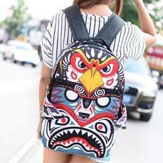 >>>best recommendedHot Sale New Arrival 2016 Fashion Backpack Handwriting Wings Female Tribe Cartoon Teenagers Bags Unisex Bag F194Hot Sale New Arrival 2016 Fashion Backpack Handwriting Wings Female Tribe Cartoon Teenagers Bags Unisex Bag F194high quality product...Cleck Hot Deals >>> http://id630729514.cloudns.ditchyourip.com/32647600144.html images