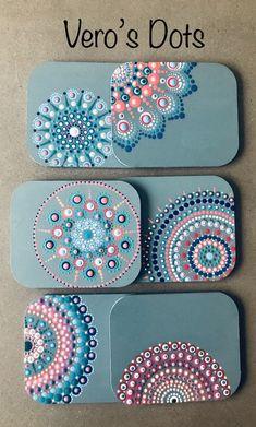 Dot Painting Tools, Dot Art Painting, Stone Painting, Diy Painting, Mandala Art Lesson, Mandala Artwork, Mandala Painting, Mandala Pattern, Mandala Design