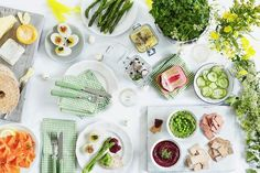 A delicious Easter smorgasbord by Peter's Yard
