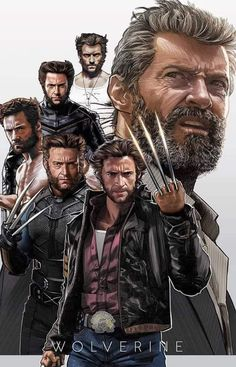 Marvel Comics Art, Hulk Marvel, Disney Marvel, Marvel Dc Comics, Marvel Heroes, Wolverine Movie, Wolverine Art, Logan Wolverine, X Men