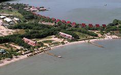 Bahía Cispatá pertenece  al municipio de San Antero, Cordoba