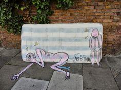 """Artista Espanhol transforma Lixo em Arte. Conheça a série """"Art is Trash"""""""