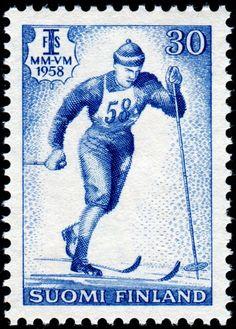 Finland 30mk 1958
