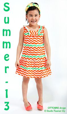 Can't wait for the summer issue (and summer). Love the fabric and the dress!!