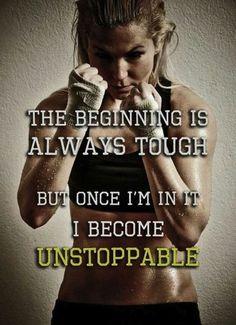 Het is nooit te laat om te beginnen. Begin met een healthy lifestyle, go work out and see the results!