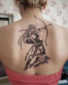 Sagittarius archer by Andrei Surdulescu