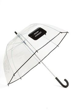 kate spade new york - 'rain check' umbrella