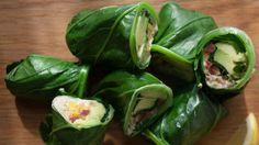 Collard Green Wraps Recipe | Fresh Tastes Blog | PBS Food