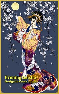 evening geisha (2)