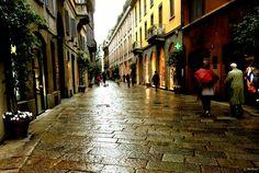 Milano : Via della Spiga