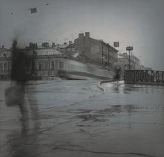 Black & White Magic of St.Petersburg. Alexey Titarenko