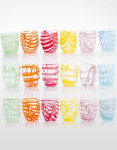 Multiforme at Maison&Objet 2014 #rainbow #glass #colour @multiformelight