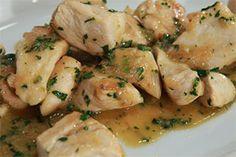 Κοτόπουλο με λεμόνι, μουστάρδα και κόλιανδρο - Chef On Air